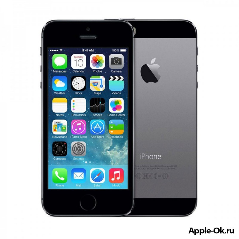 Apple iPhone 5S 64Gb Gray (A1530)
