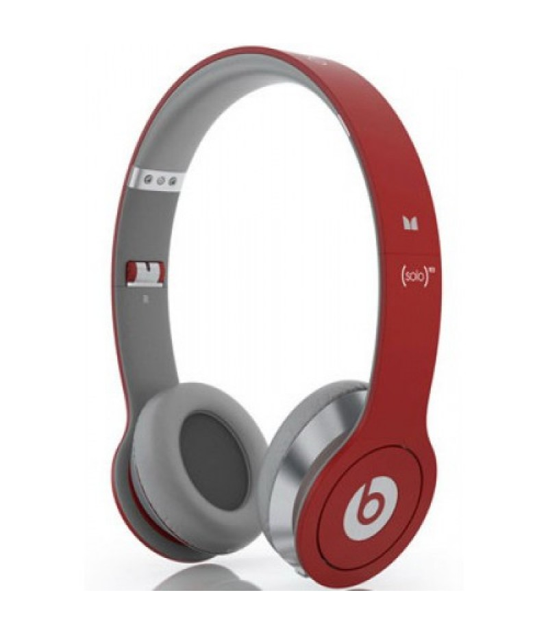 Наушники Beats by Dr. Dre Solo HD Red