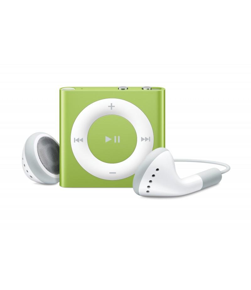 Мультимедиа плеер Apple iPod shuffle 4G 2GB Green