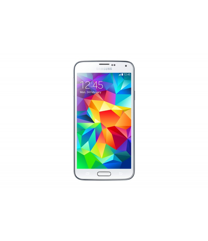 Мобильный телефон Samsung G900H Galaxy S5 3G 16Gb White