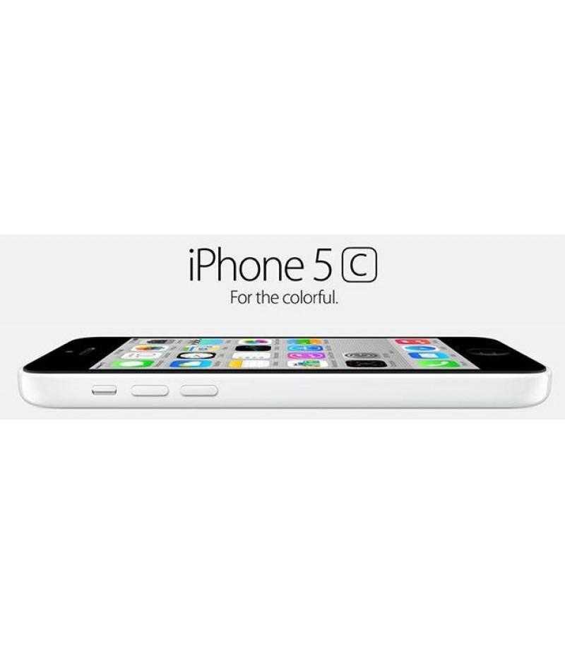 Знакомство с iPhone 5C