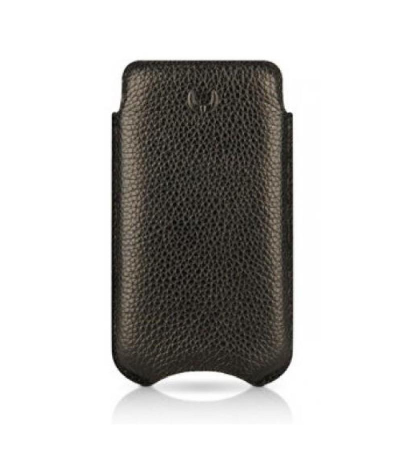 Чехол для iPhone 5/5S Beyzacases Slimline classic Black