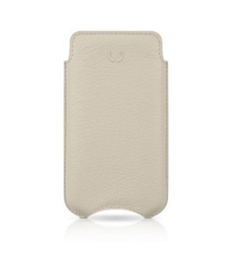 Чехол для iPhone 5/5S Beyzacases Slimline classic White
