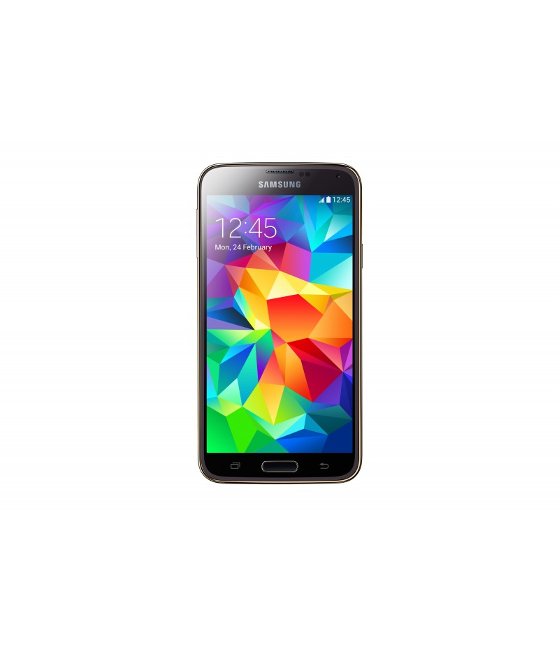 Мобильный телефон Samsung G900H Galaxy S5 3G 16Gb Gold