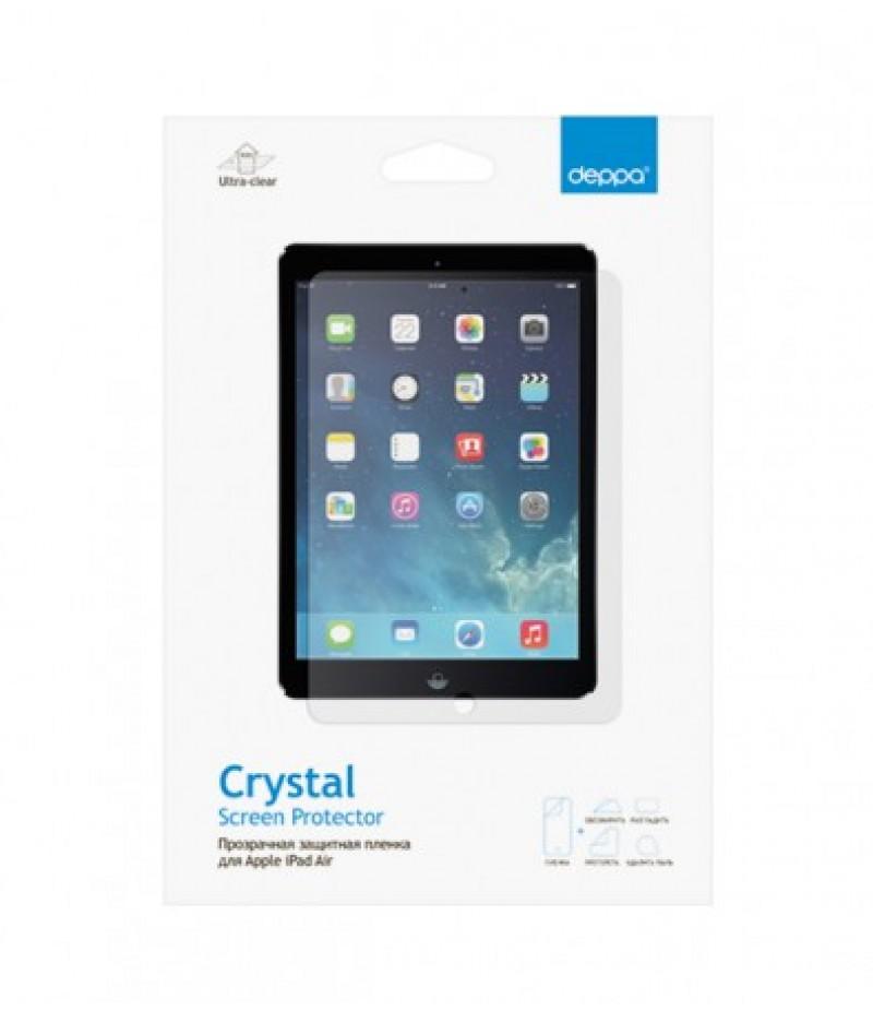 Защитная пленка для Apple iPad Air Deppa Crystal (глянцевая)
