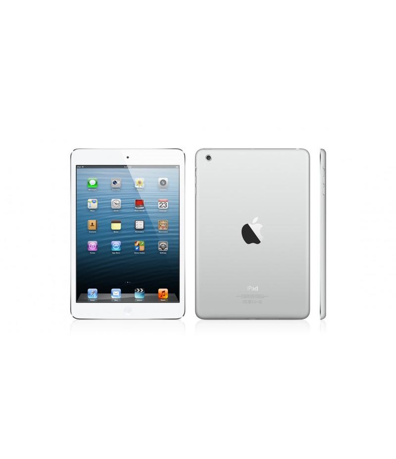Apple iPad mini 16Gb Wi-Fi 4G(Cellular) White + комплект автолюбителя