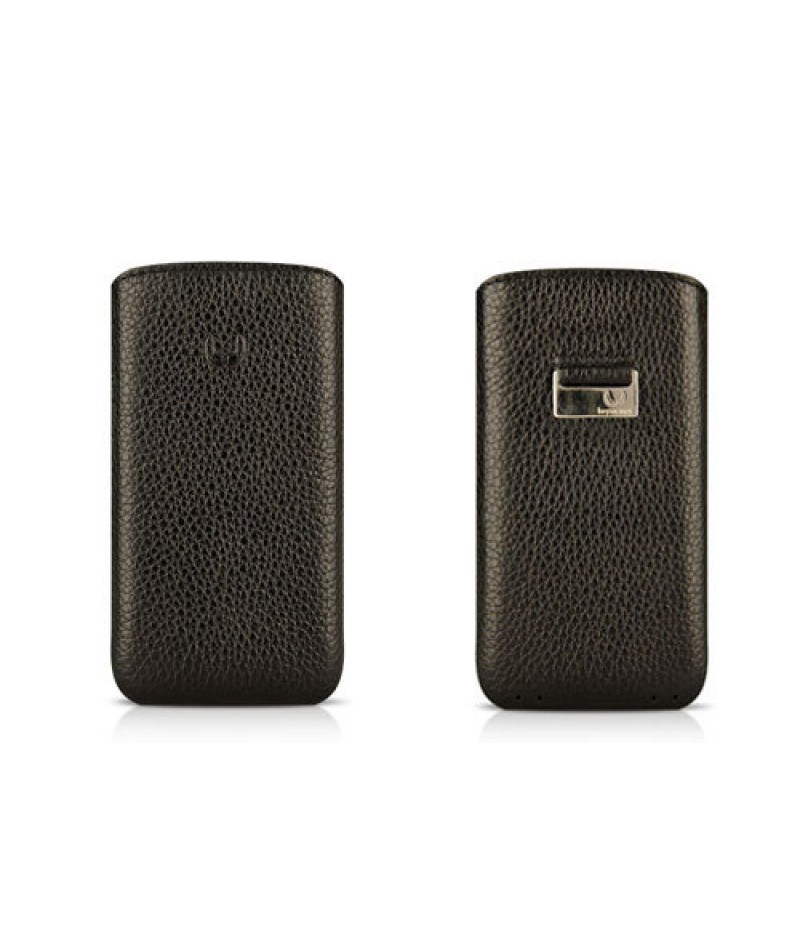 Чехол для iPhone 5/5S Beyzacases Retro Strap Black
