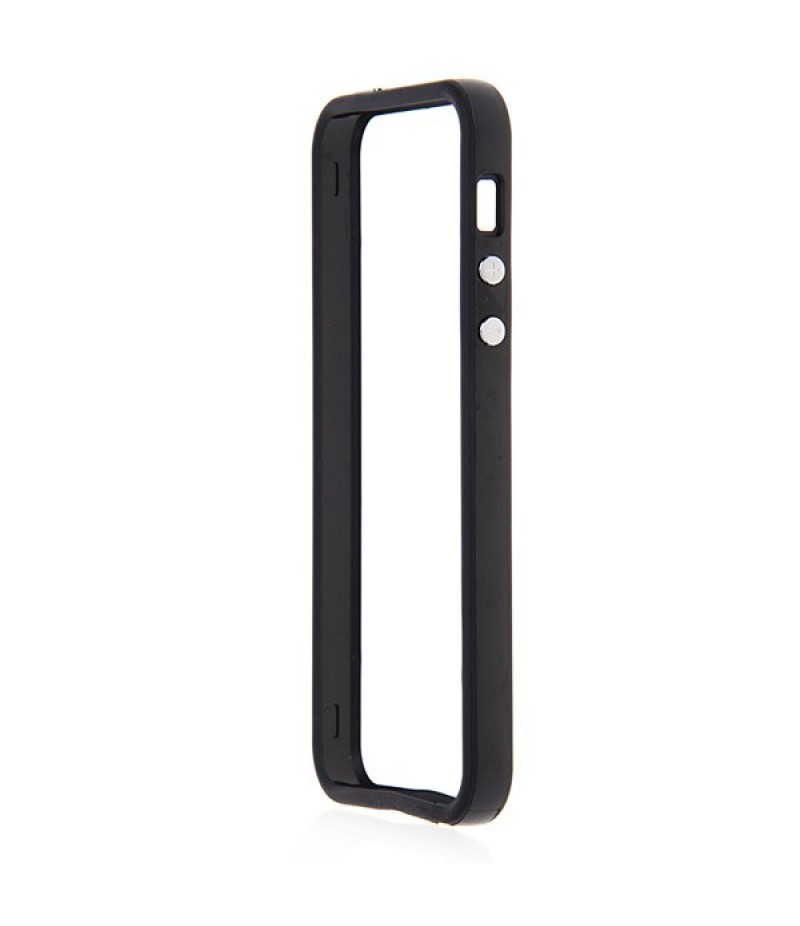Чехол для iPhone 5/5S Deppa Bumper Black
