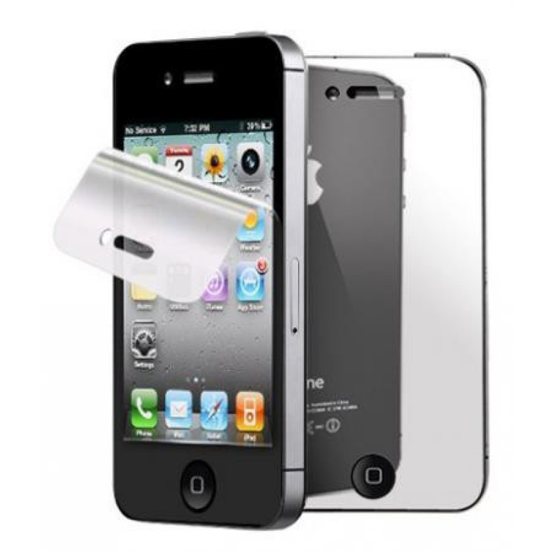 Защитная пленка для iPhone 4/4S SGP Steinheil LCD Film Ultra Mirror