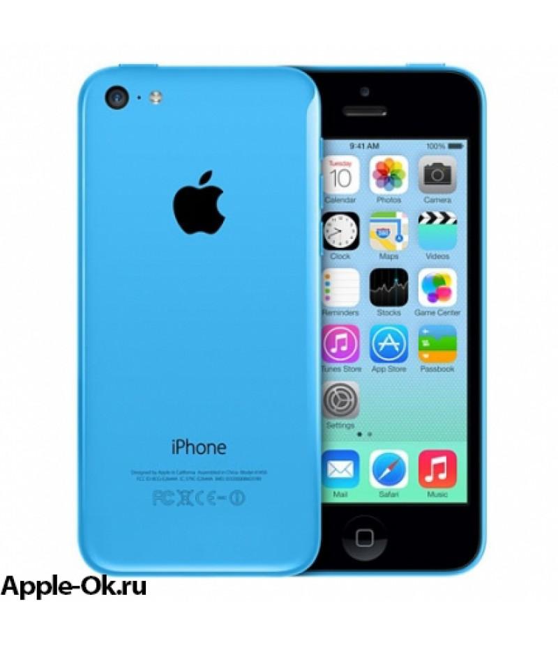 Мобильный телефон Apple iPhone 5C 16Gb Blue
