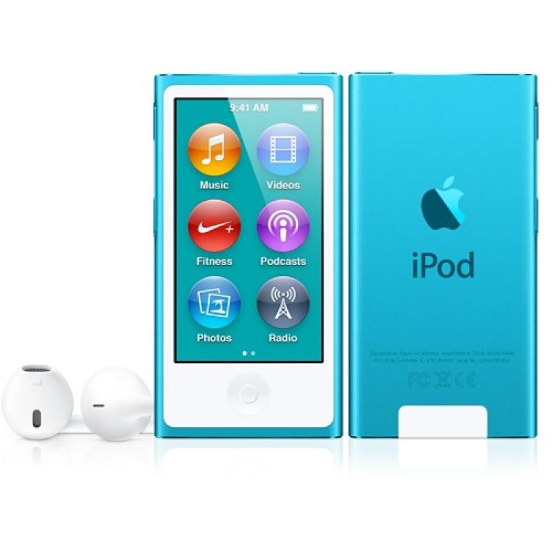 Мультимедиа плеер Apple iPod nano 7G 16GB Blue