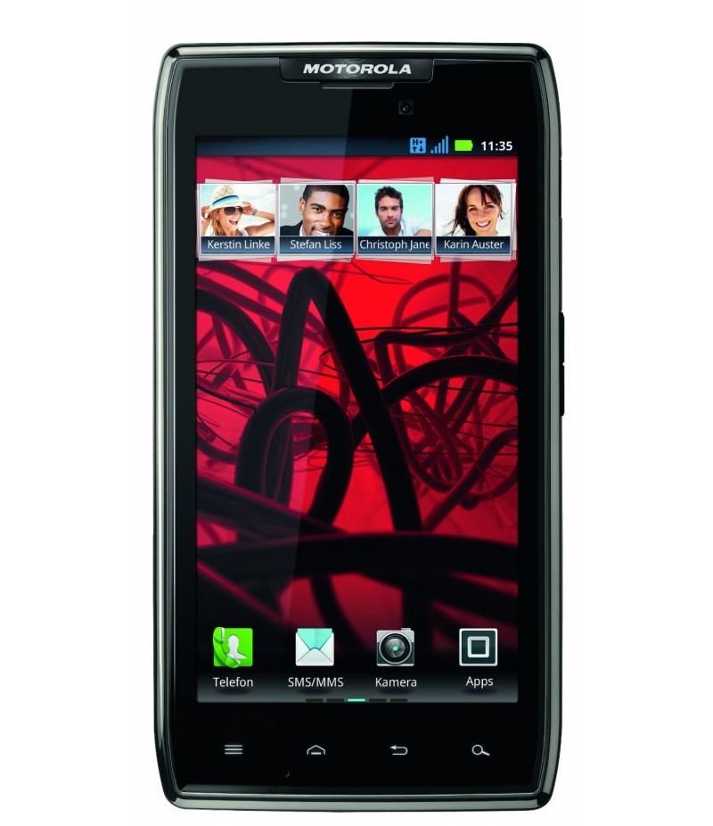 Мобильный телефон Motorola RAZR MAXX XT910 Titanium