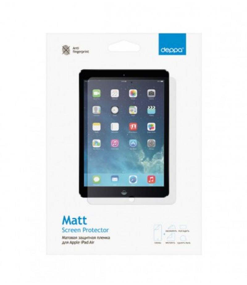 Защитная пленка для Apple iPad Air Deppa Matt (матовая)
