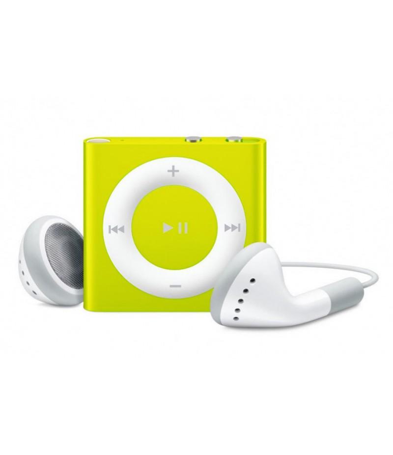 Мультимедиа плеер Apple iPod shuffle 4G 2GB Yellow