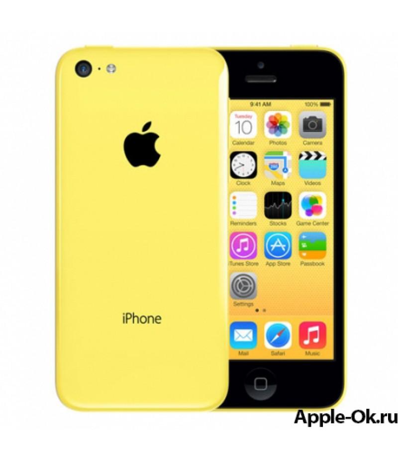Мобильный телефон Apple iPhone 5C 32Gb Yellow