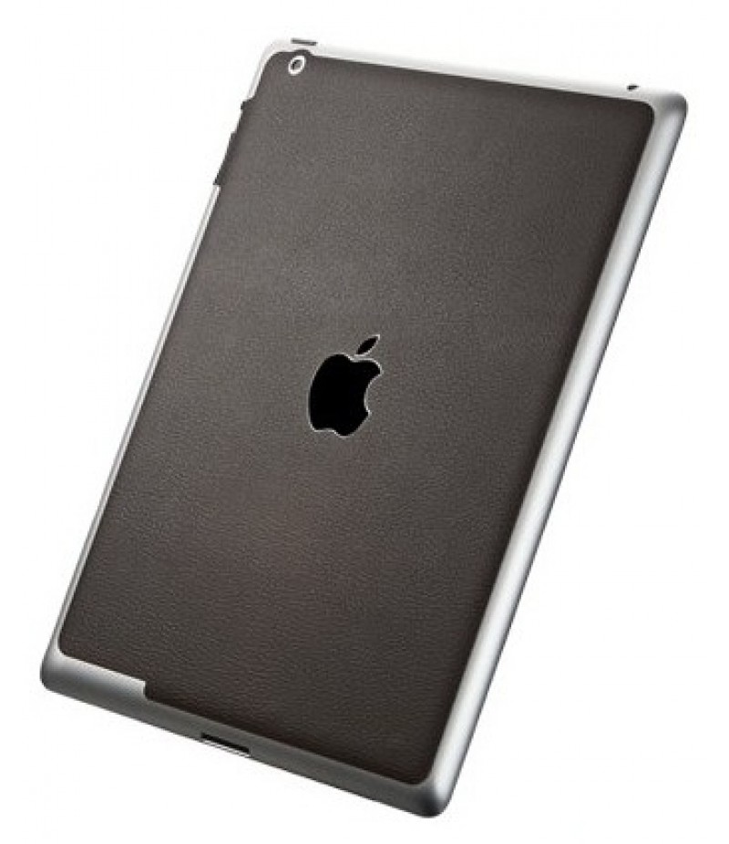 Защитная пленка для iPad 3/4 SGP Cover Skin Premium Brown
