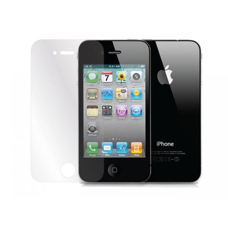 Защитная пленка  для iPhone 4/4S Monoprice Screen Protective Film w/High Transparency Finish