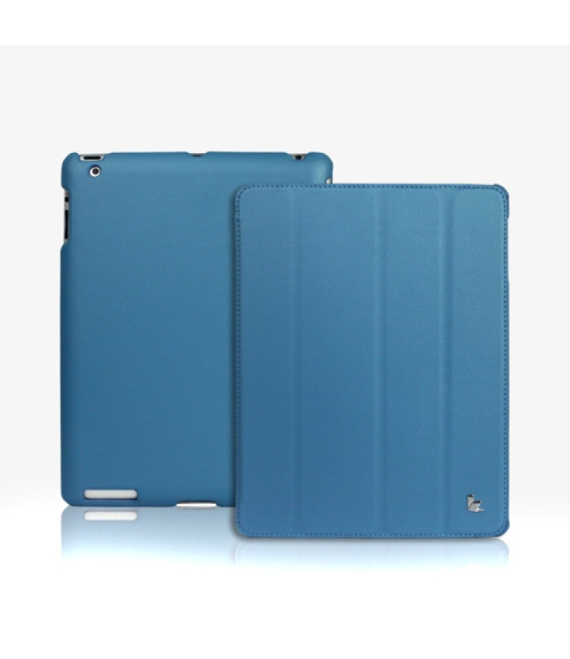 Чехол для iPad 3/4  Jison Light Blue
