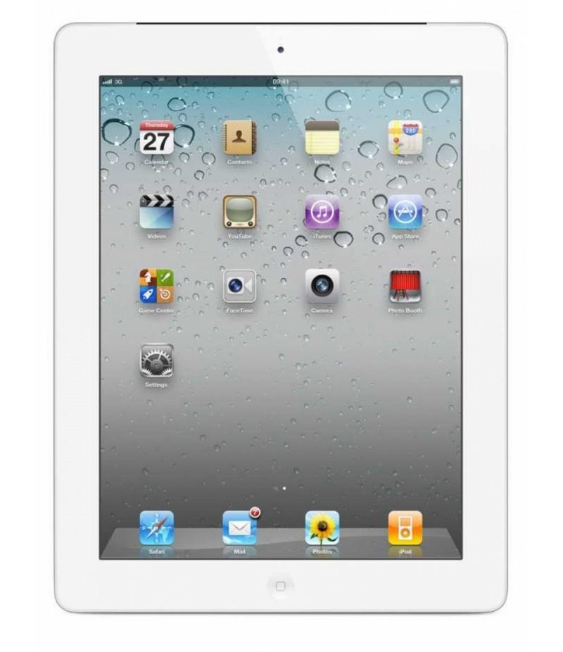 Apple iPad 4 64GB Wi-Fi 4G White + Защитная пленка + Чехол Jison