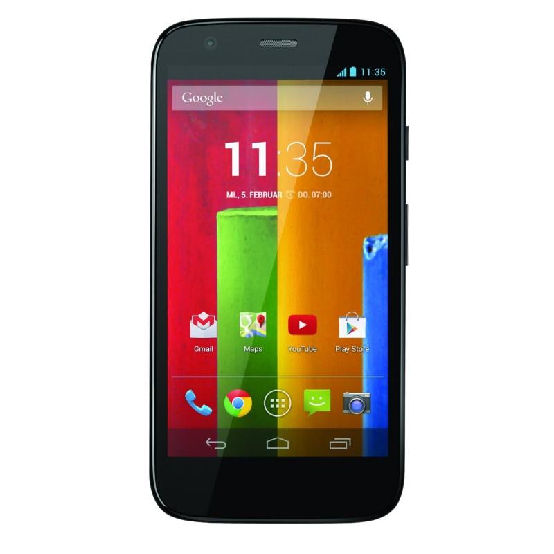 Мобильный телефон Motorola Moto G 16Gb XT1033 Black