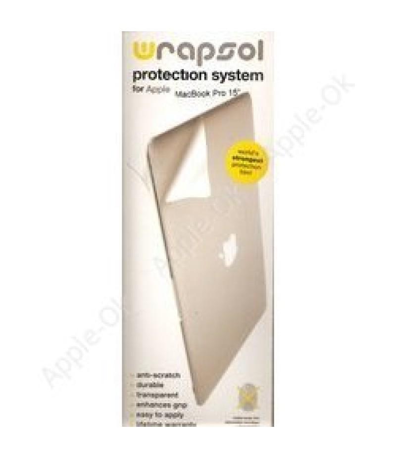 Комплект защитных пленок для MacBook Pro 17 Wrapsol Protection