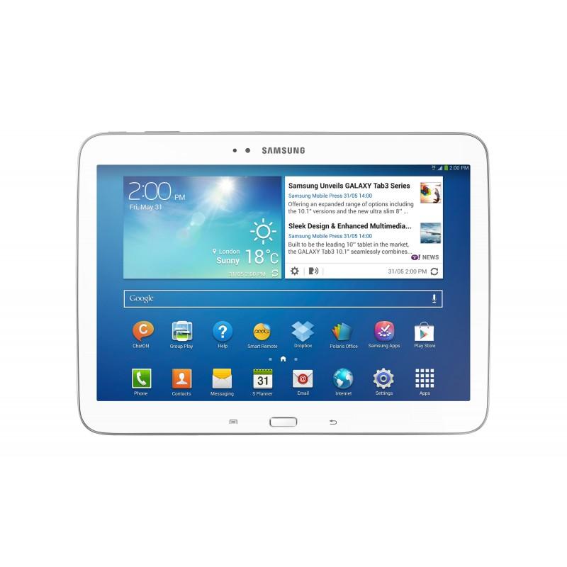 Планшет Samsung GALAXY Tab 3 3G 16Gb White GT-P5200