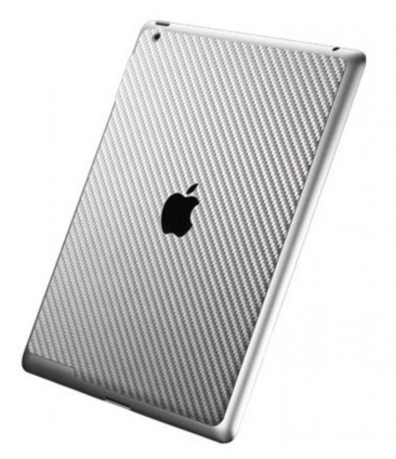 Защитная пленка для iPad 3/4 SGP Cover Skin Premium Carbon Grey