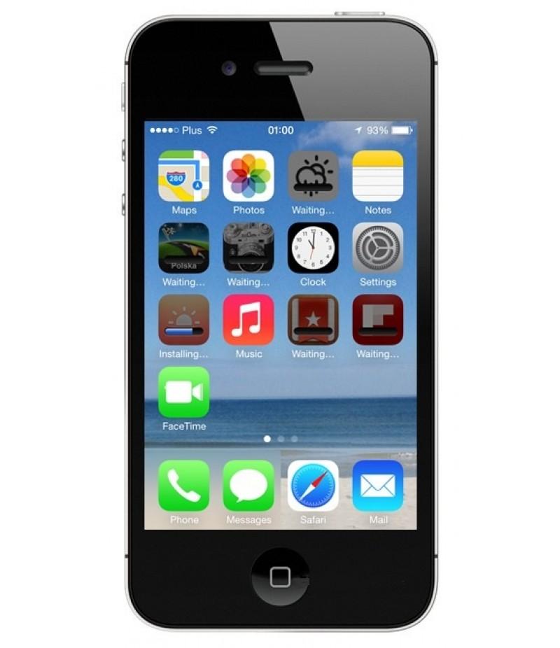 Мобильный телефон Apple iPhone 4S 8Gb Black