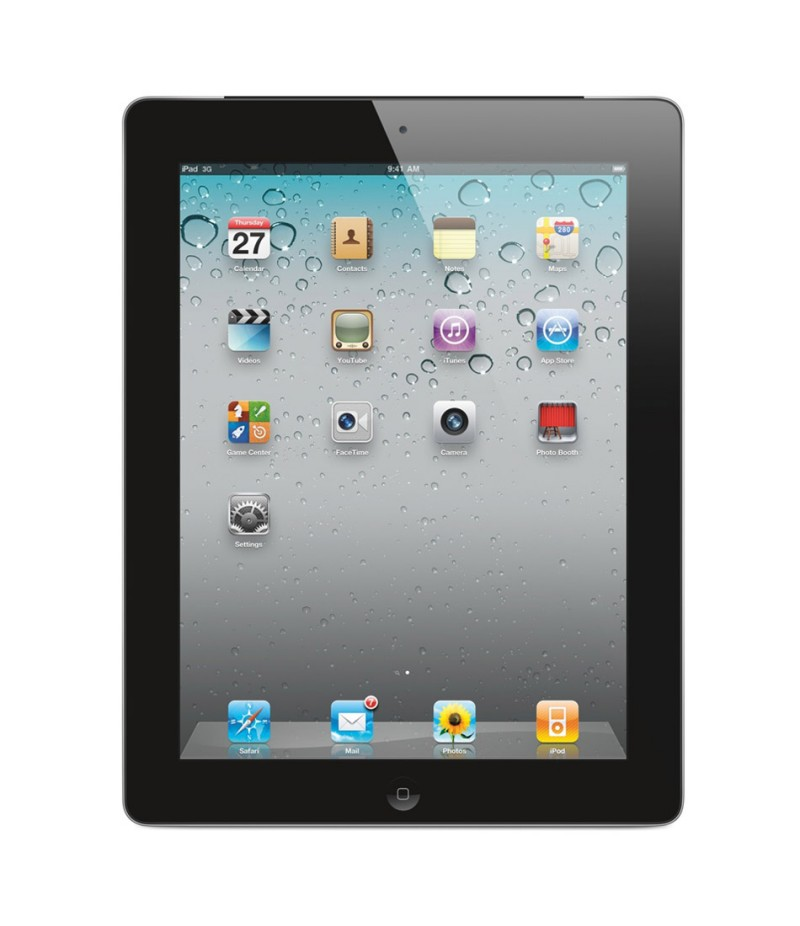 Apple iPad 4 32Gb Wi-Fi 4G(Cellular) Black + комплект автолюбителя