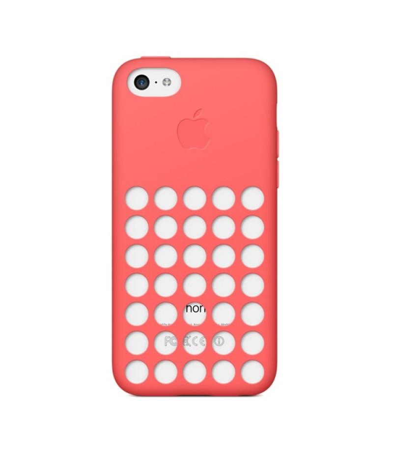 Чехол New Case Pink для iPhone 5c