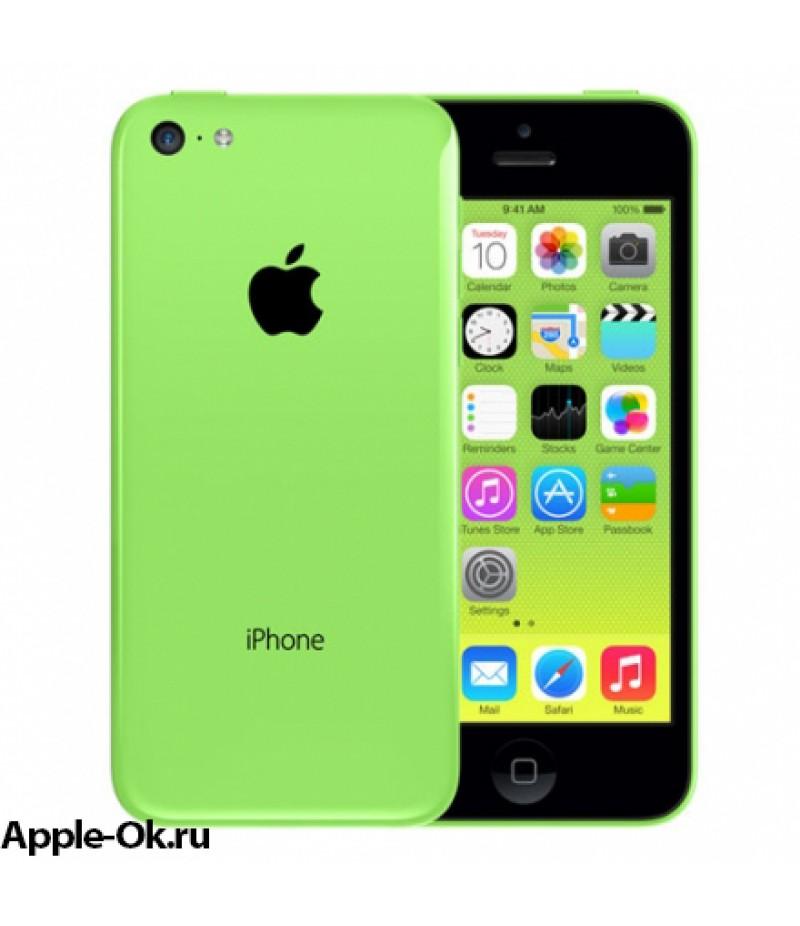 Мобильный телефон Apple iPhone 5C 32Gb Green