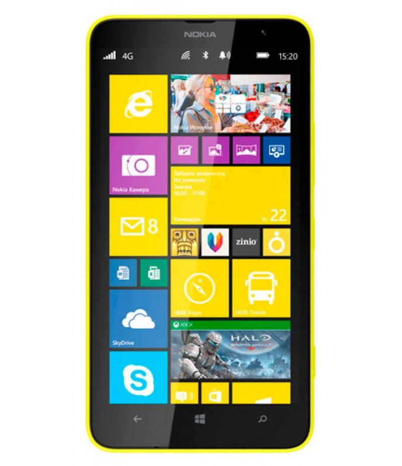 Мобильный телефон Nokia Lumia 1320 Yellow