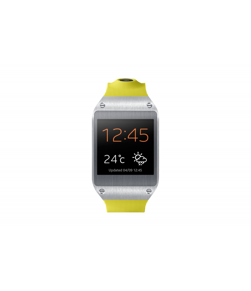 Умные часы Samsung Galaxy Gear SM-V700 Lime-Green