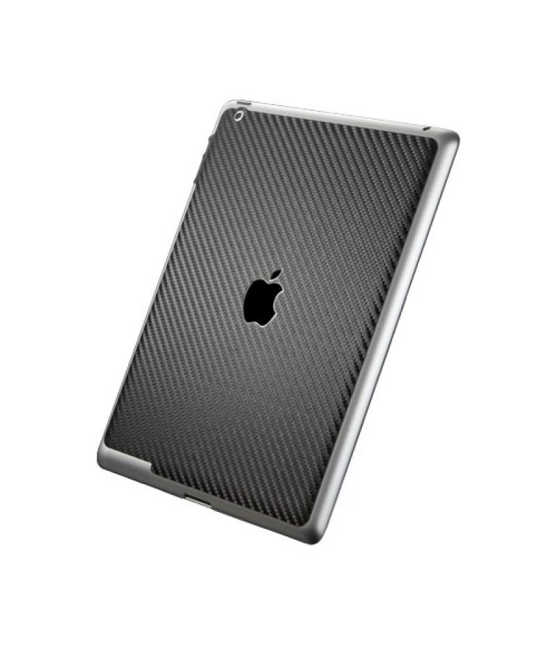Защитная пленка для iPad 3/4 SGP Cover Skin Premium Carbon Black