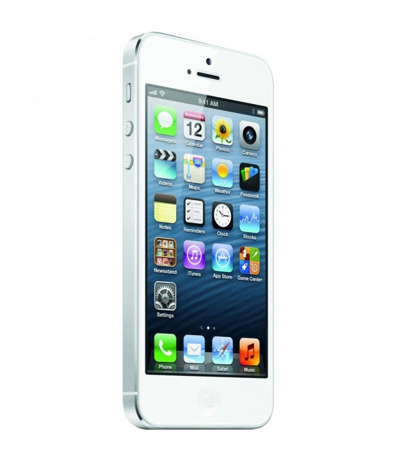 Apple iPhone 5 16Gb White + комплект автолюбителя