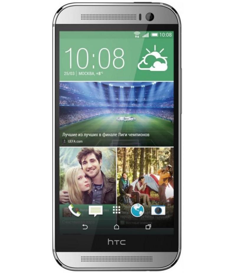 Мобильный телефон HTC One M8 16Gb Silver