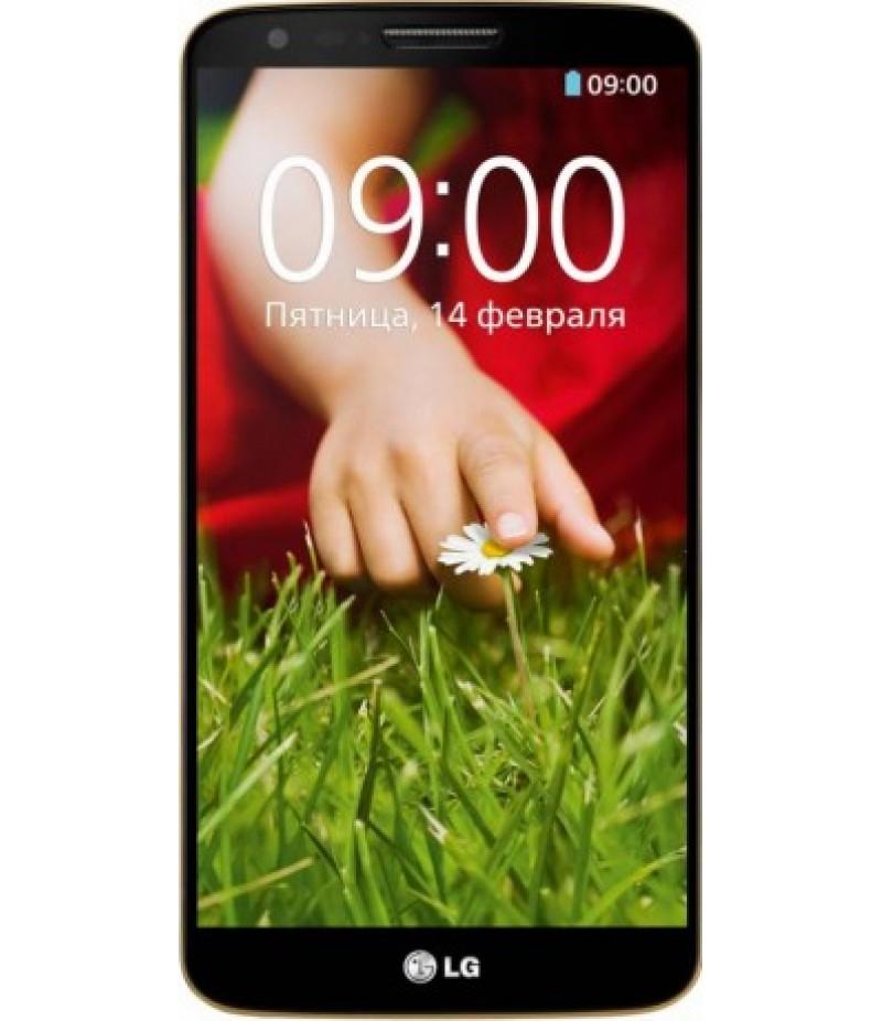 Мобильный телефон LG G2 D802 32Gb Gold
