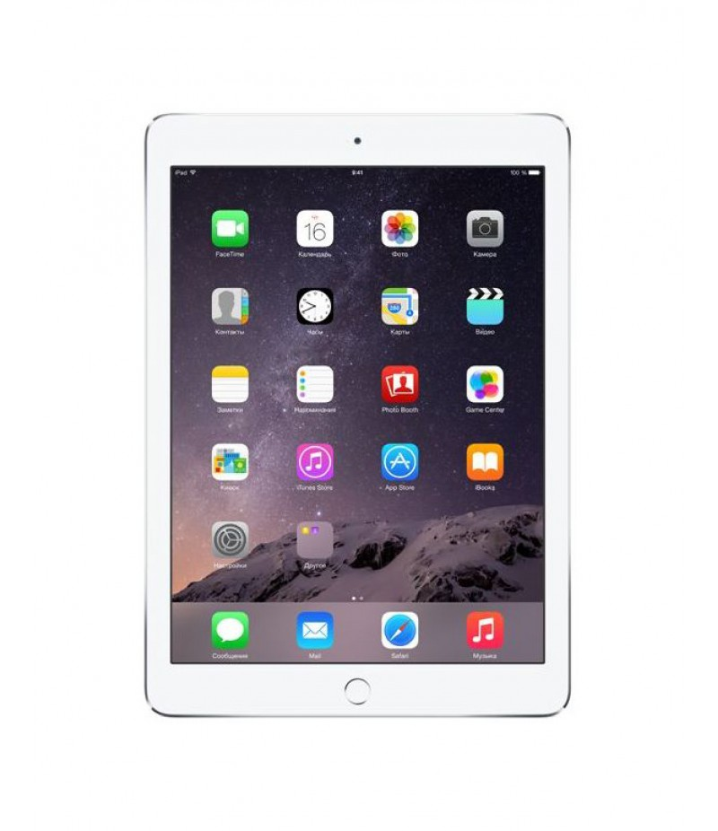 Apple iPad Air 2 Wi-Fi 4G (Cellular) 128GB Silver