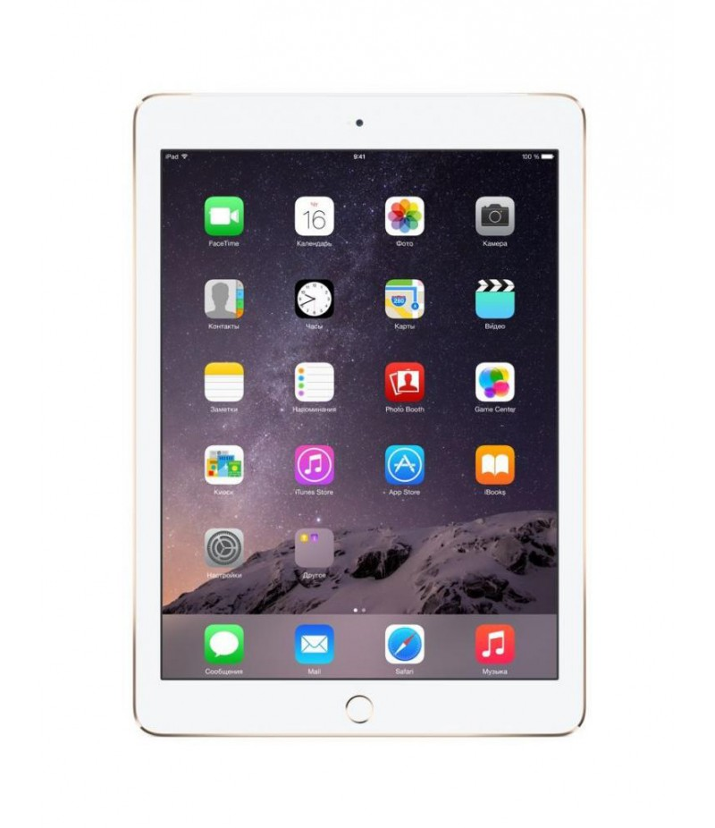Apple iPad Air 2 Wi-Fi 4G (Cellular) 64GB Gold