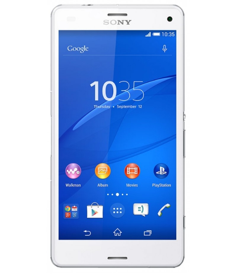 Мобильный телефон Sony Xperia Z3 Compact D5803 White