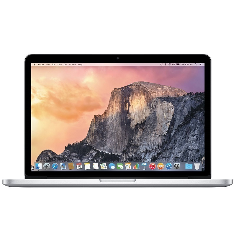MacBook Pro 13 with Retina display and Touch Bar Late 2016 Silver (MNQG2RU/A) Intel Core i5 2900 MHz/13.3/2560x1600/8Gb/512Gb SSD/DVD нет/Intel Iris Graphics 550/Wi-Fi/Bluetooth/MacOS X