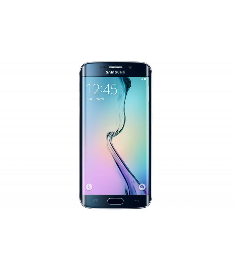 Samsung Galaxy S6 Edge 128Gb Black Sapphire SM-G925FZKFSER