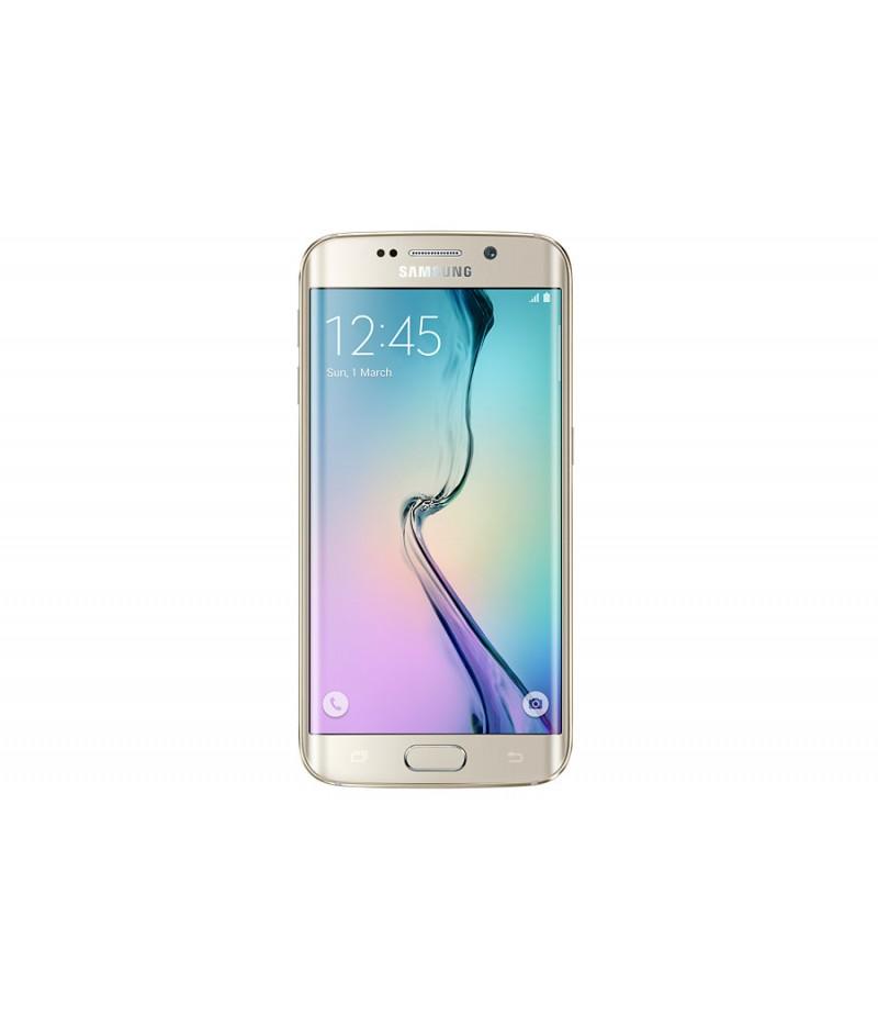 Samsung Galaxy S6 Edge 128Gb Gold Platinum SM-G925FZDFSER
