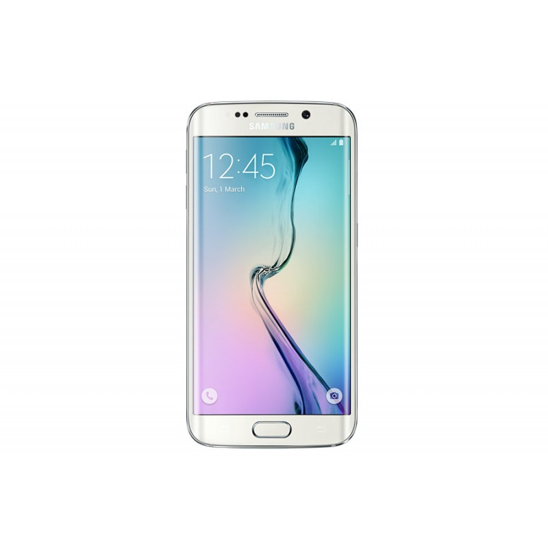 Samsung Galaxy S6 Edge 128Gb White Pearl SM-G925FZWFSER