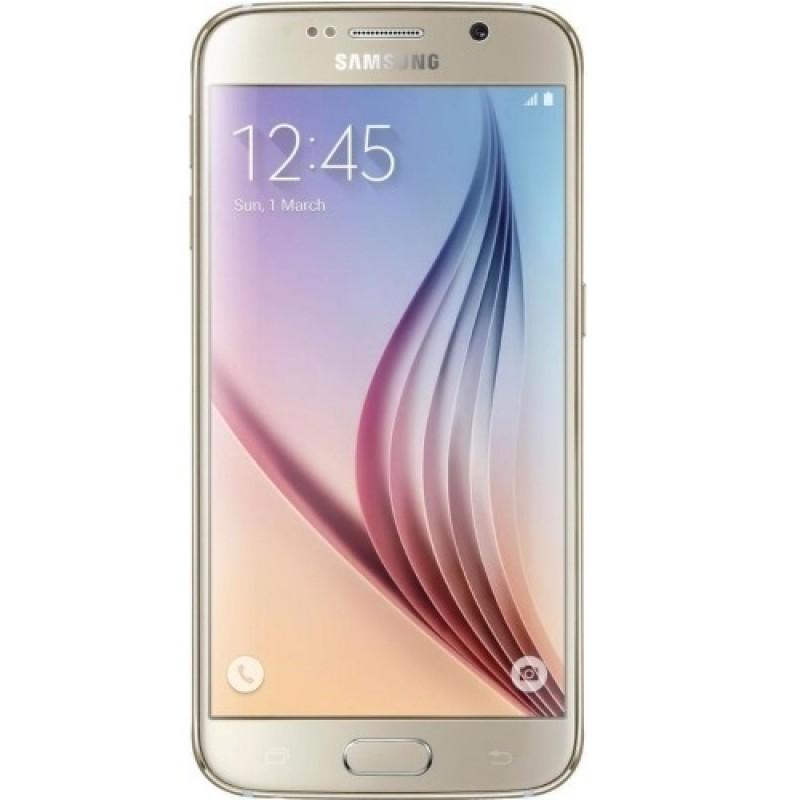 Samsung Galaxy S6 32Gb Gold (SM-G920F)