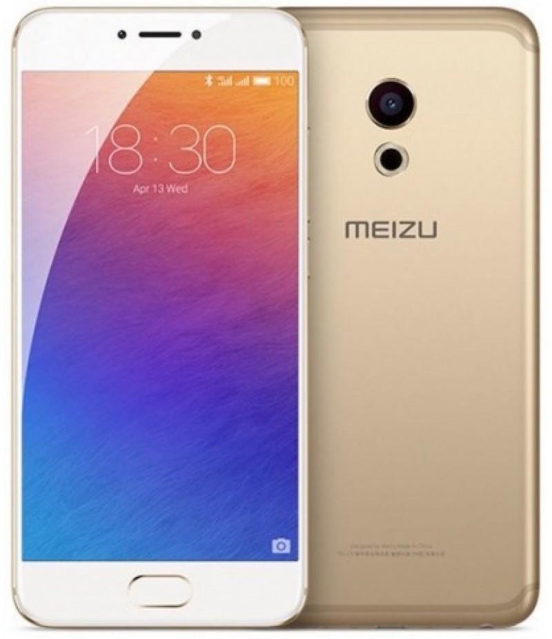 Meizu Pro 6 64GB (золотистый)