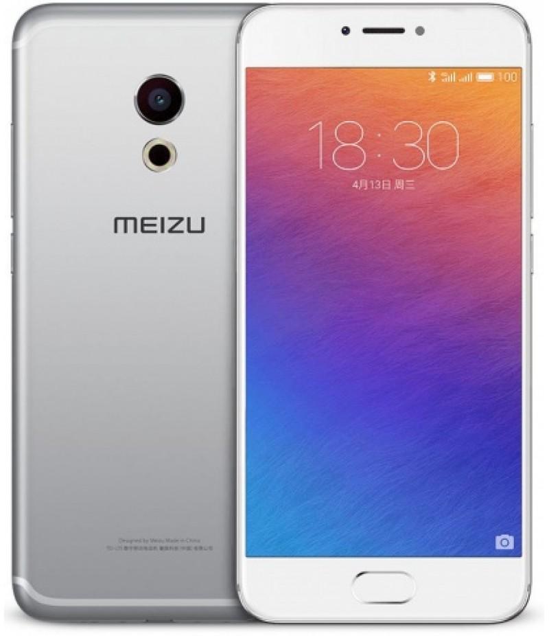 Meizu Pro 6 64GB (серебристо-белый)